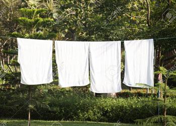 запах на полотенцах: как убрать